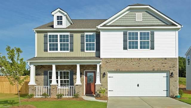 6953 Quarter Horse Drive #12, Trinity, NC 27370 (MLS #961463) :: Berkshire Hathaway HomeServices Carolinas Realty