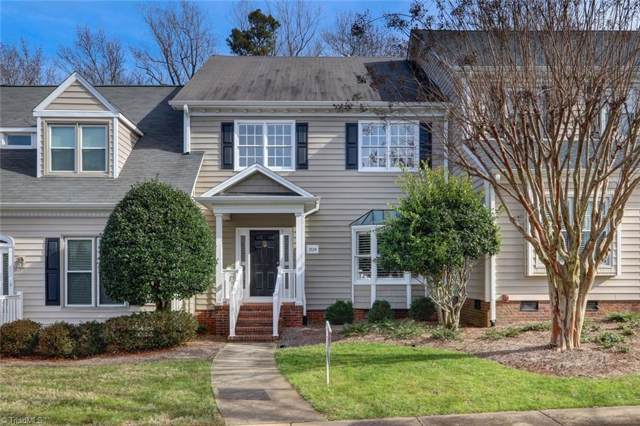 3724 Cardinal Downs Drive, Greensboro, NC 27410 (MLS #961490) :: Ward & Ward Properties, LLC