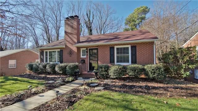 1212 Magnolia Street, Winston Salem, NC 27103 (MLS #961506) :: Ward & Ward Properties, LLC