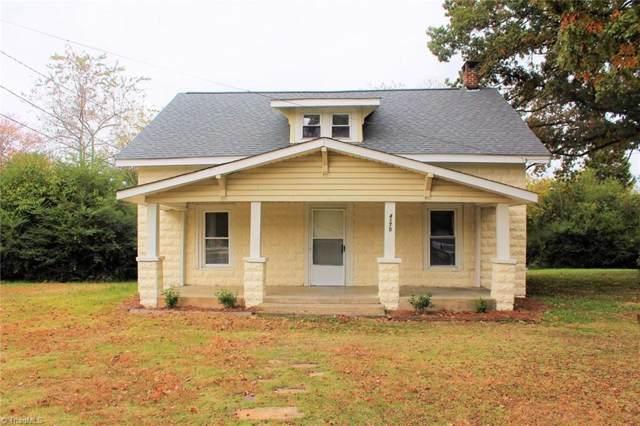 4170 Northampton Drive, Winston Salem, NC 27105 (MLS #961545) :: Ward & Ward Properties, LLC