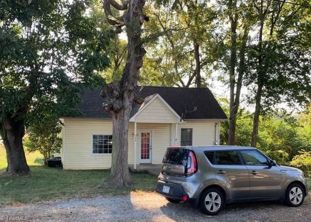 157 Watt Street, Cooleemee, NC 27014 (#961572) :: Premier Realty NC