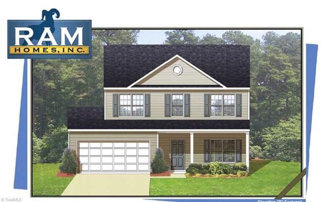 450 Menlo Park Road, Greensboro, NC 27405 (MLS #961619) :: Ward & Ward Properties, LLC