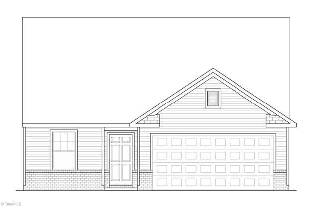 5809 Springer Drive X-157, Greensboro, NC 27405 (MLS #961626) :: Ward & Ward Properties, LLC
