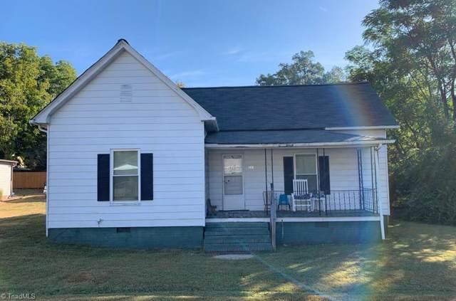 119 Davie Street, Cooleemee, NC 27014 (#961645) :: Premier Realty NC