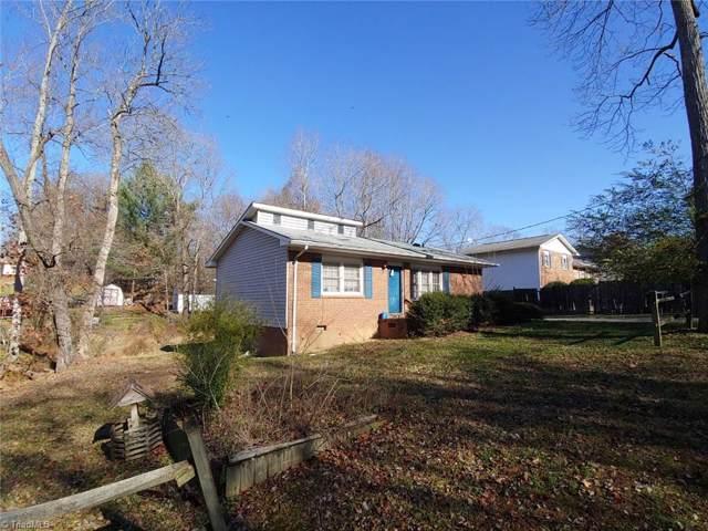 201 Knollwood Drive, Eden, NC 27288 (MLS #961690) :: Ward & Ward Properties, LLC
