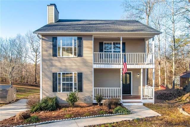 1164 NW Twin Branch Drive, Lexington, NC 27295 (MLS #961716) :: Berkshire Hathaway HomeServices Carolinas Realty