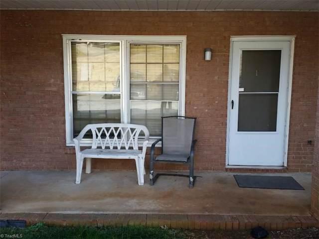 1107 Robin Hood Road, High Point, NC 27262 (MLS #961815) :: Ward & Ward Properties, LLC