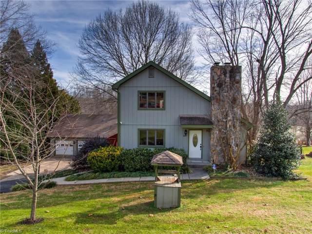 8244 Montgomery Ridge Road, Belews Creek, NC 27009 (MLS #961826) :: Ward & Ward Properties, LLC