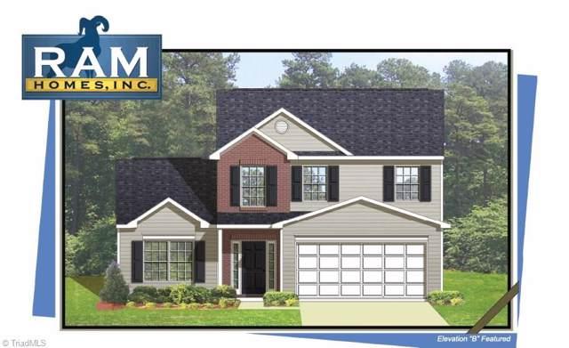 318 O'ferrell Street, Greensboro, NC 27405 (MLS #961831) :: Ward & Ward Properties, LLC