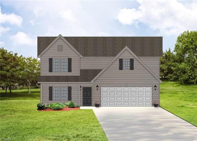 670 Dorchester Street, Clemmons, NC 27012 (MLS #961845) :: Ward & Ward Properties, LLC