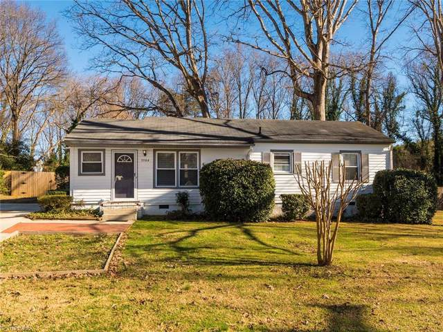 3504 Normandy Road, Greensboro, NC 27408 (MLS #961859) :: Ward & Ward Properties, LLC