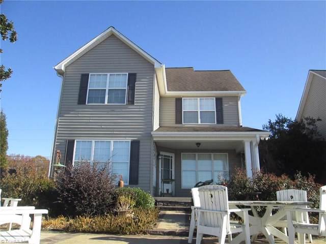1180 Riverview Road Extension, Lexington, NC 27292 (MLS #961919) :: Ward & Ward Properties, LLC
