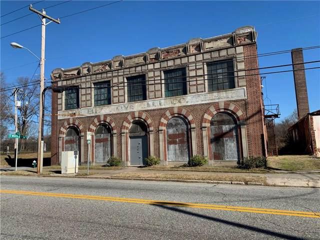 1001 S Elm Street, Greensboro, NC 27401 (MLS #961941) :: Lewis & Clark, Realtors®
