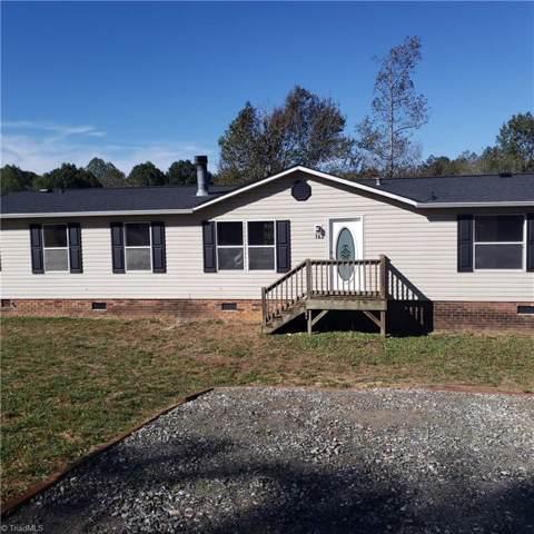 163 Cul De Sac Court, Lexington, NC 27295 (MLS #961989) :: Ward & Ward Properties, LLC