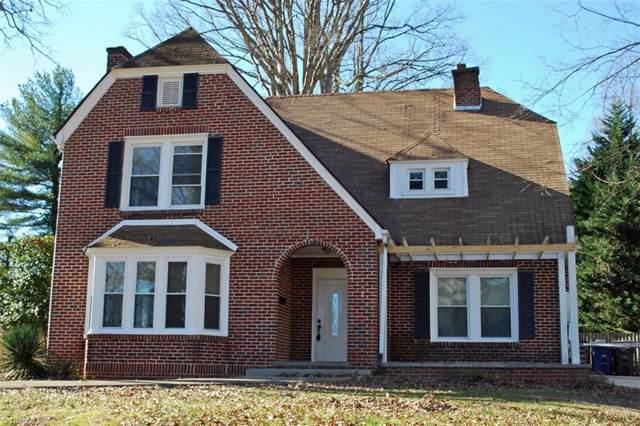 302 Forest Hill Avenue, Winston Salem, NC 27105 (MLS #962004) :: Ward & Ward Properties, LLC
