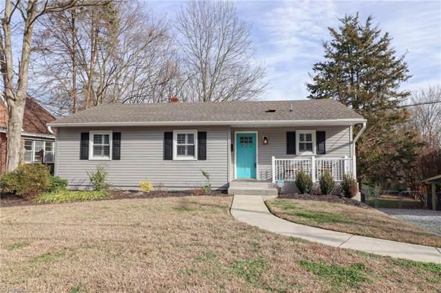 923 Lockland Avenue, Winston Salem, NC 27103 (MLS #962095) :: Ward & Ward Properties, LLC