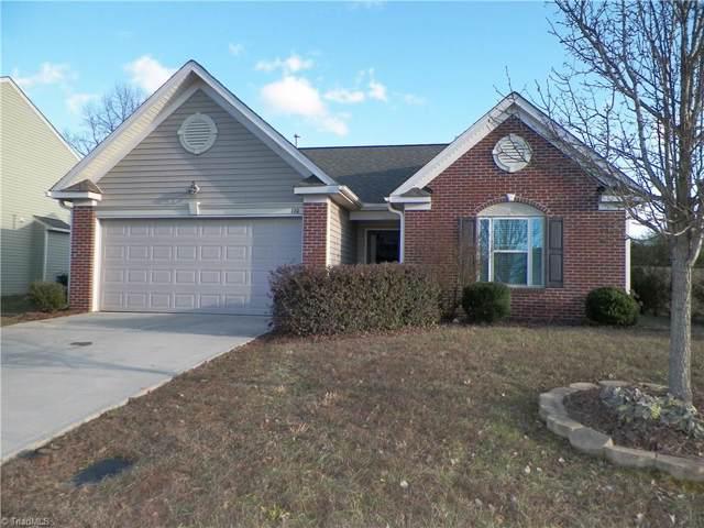 110 Tannin Way, Lexington, NC 27295 (MLS #962108) :: Ward & Ward Properties, LLC