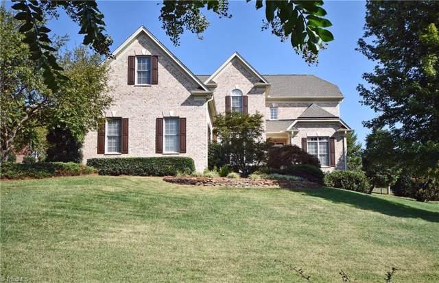 905 Salem Glen Court, Clemmons, NC 27012 (MLS #962109) :: Ward & Ward Properties, LLC