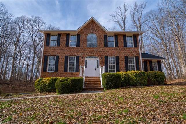 183 Bentbrook Drive, Advance, NC 27006 (#962148) :: Premier Realty NC