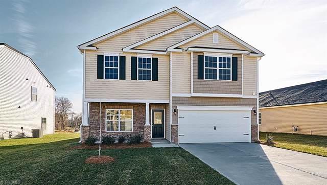 245 Spaulding Street, Burlington, NC 27215 (MLS #962216) :: Elevation Realty