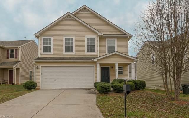 119 Habersham Court, Lexington, NC 27295 (MLS #962237) :: Ward & Ward Properties, LLC