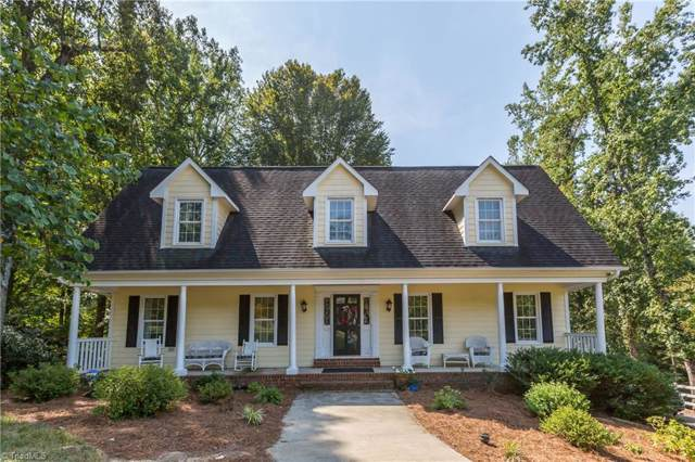 8208 Rivermont Drive, Clemmons, NC 27012 (#962286) :: Premier Realty NC