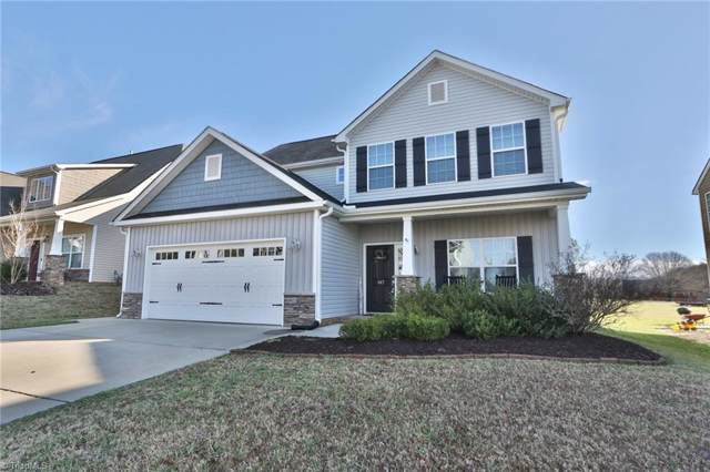 147 Rolling Meadow Lane, Clemmons, NC 27012 (#962358) :: Premier Realty NC