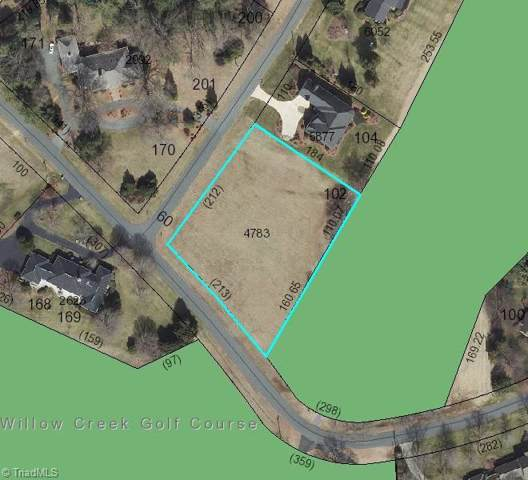 Lot 102 Seminole Lane, High Point, NC 27265 (#962385) :: Mossy Oak Properties Land and Luxury