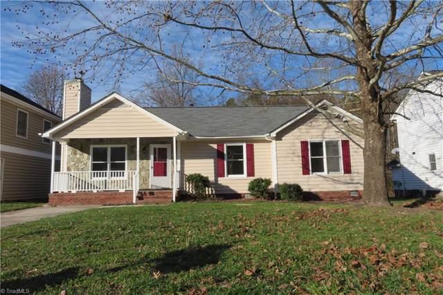 4201 Hope Valley Lane, Greensboro, NC 27401 (#962393) :: Premier Realty NC