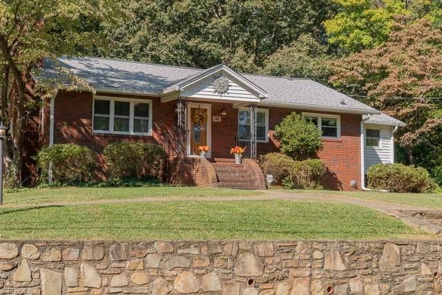 914 Gales Avenue, Winston Salem, NC 27103 (MLS #962431) :: Ward & Ward Properties, LLC