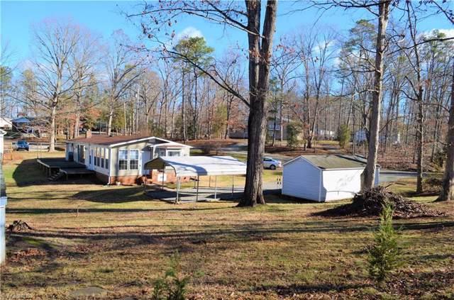 219 Shore Drive, Lexington, NC 27292 (MLS #962477) :: Ward & Ward Properties, LLC