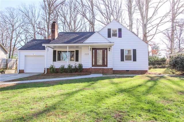 1225 N Peace Haven Road, Winston Salem, NC 27104 (MLS #962492) :: Ward & Ward Properties, LLC