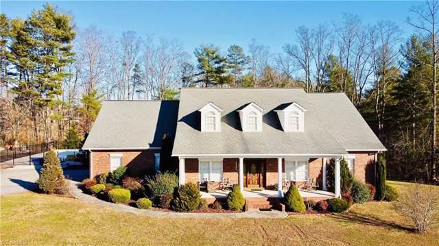 300 Smitheys Country Lane, Millers Creek, NC 28651 (MLS #962604) :: Berkshire Hathaway HomeServices Carolinas Realty