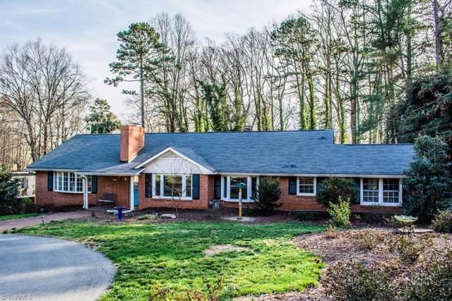 3318 Paddington Lane, Winston Salem, NC 27106 (MLS #962615) :: Ward & Ward Properties, LLC