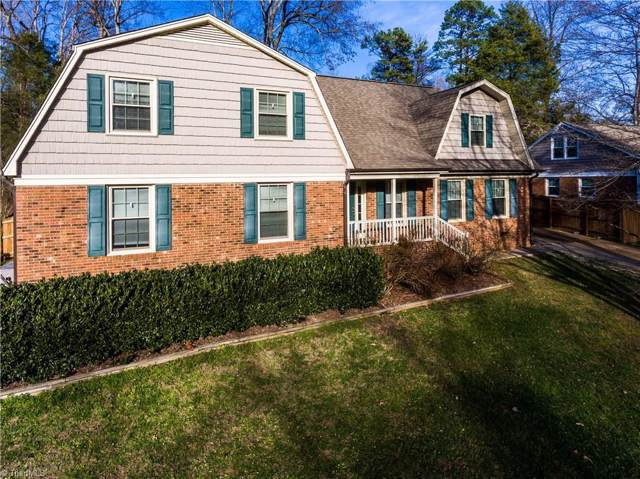 3706 Hobbs Road, Greensboro, NC 27410 (MLS #962620) :: Ward & Ward Properties, LLC