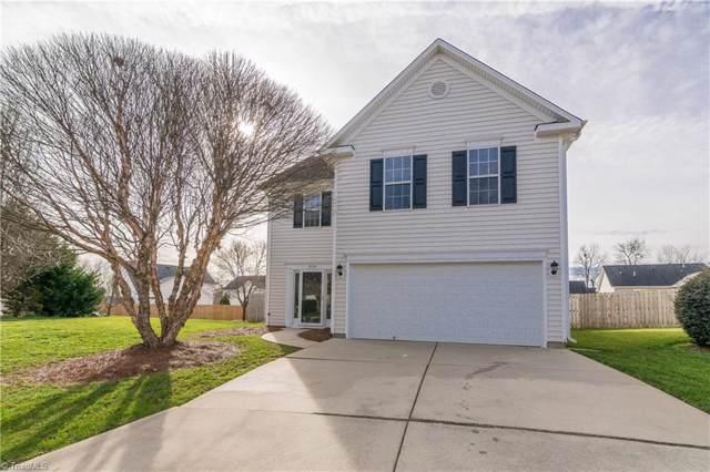 4334 River Bluff Terrace, Greensboro, NC 27409 (MLS #962658) :: Elevation Realty