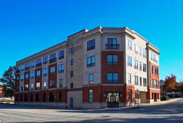 411 W Washington Street #108, Greensboro, NC 27401 (MLS #962694) :: Berkshire Hathaway HomeServices Carolinas Realty