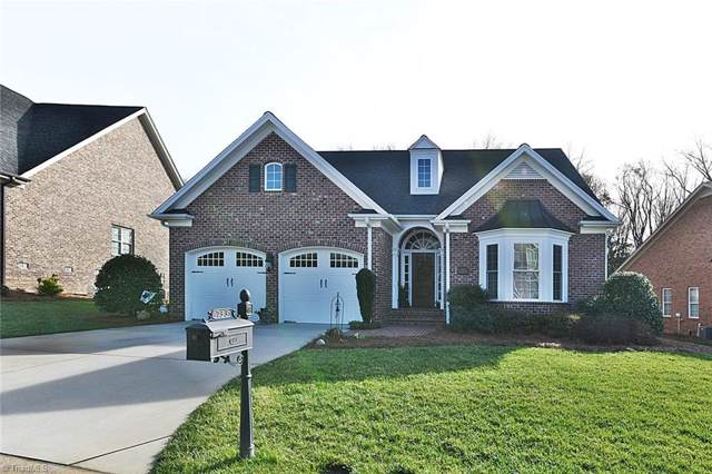 733 Fountain Brook Lane, Lewisville, NC 27023 (#962733) :: Premier Realty NC