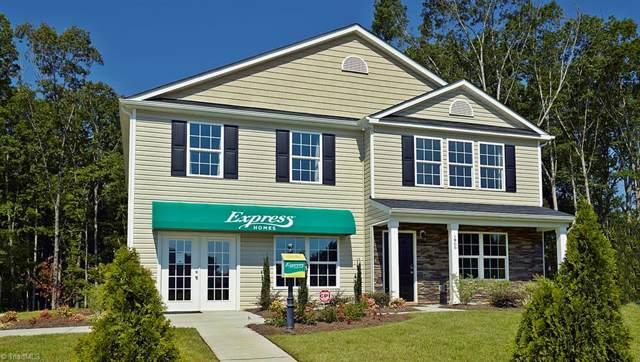 162 Mckenzie Court, Lexington, NC 27295 (#962742) :: Premier Realty NC