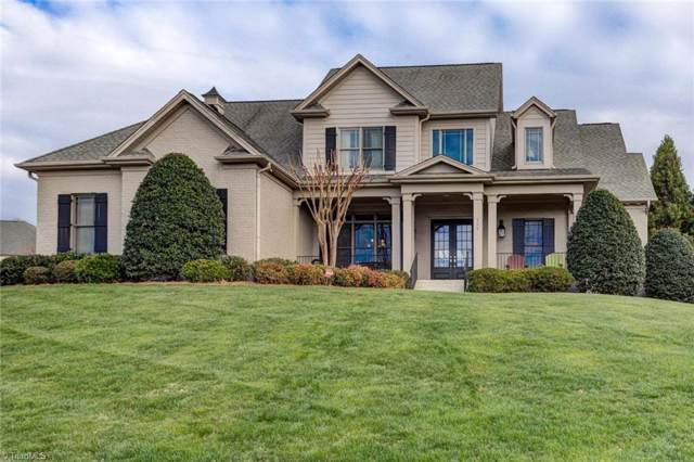 809 Osprey Ridge Road, Winston Salem, NC 27106 (MLS #962762) :: Berkshire Hathaway HomeServices Carolinas Realty