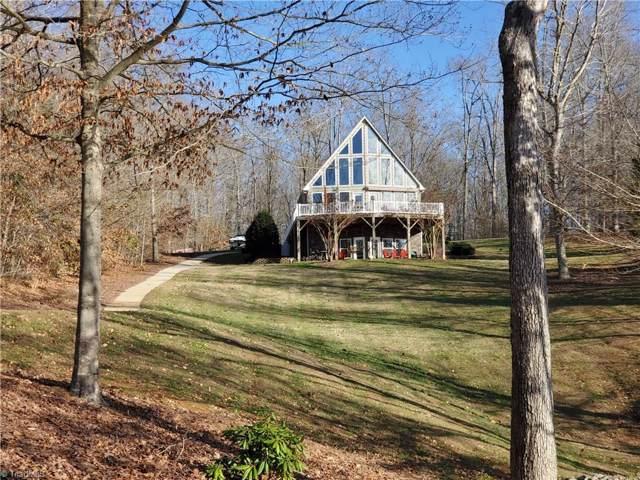 338 Mountain Harbor Drive, Lexington, NC 27292 (MLS #962764) :: Berkshire Hathaway HomeServices Carolinas Realty