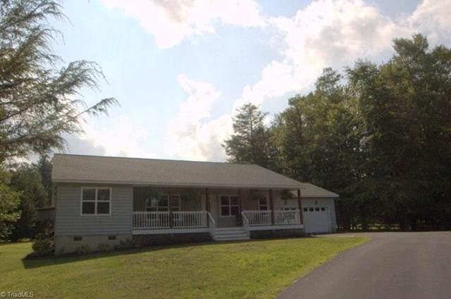 3765 Darnell Woodie Road, Laurel Springs, NC 28644 (MLS #962782) :: Ward & Ward Properties, LLC