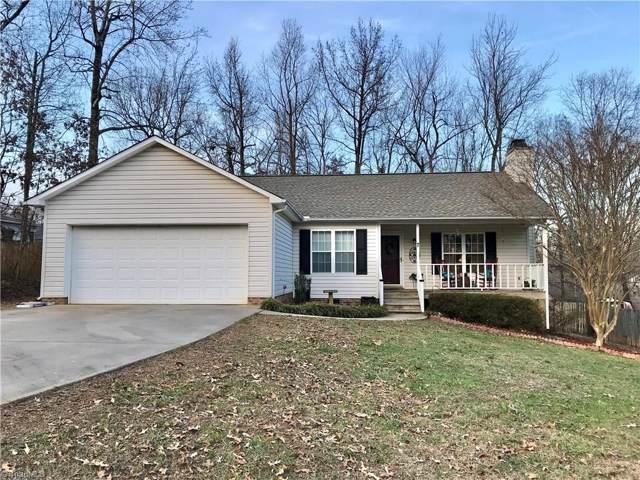 7 Meadow Lark Lane, Thomasville, NC 27360 (MLS #962784) :: Berkshire Hathaway HomeServices Carolinas Realty