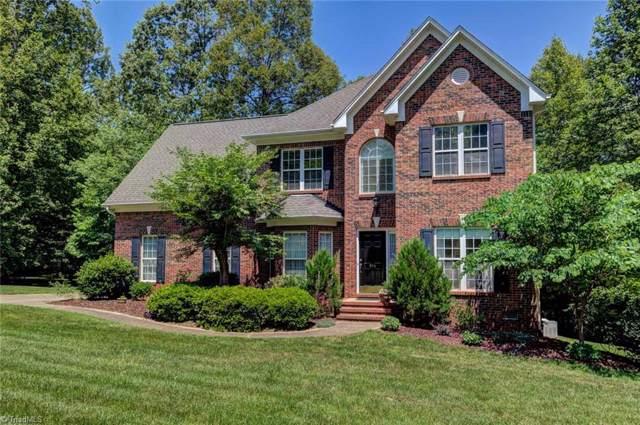 814 Troublesome Creek Drive, Greensboro, NC 27455 (MLS #962788) :: Lewis & Clark, Realtors®