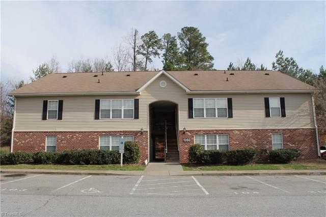 1960 Crest Hollow Drive #102, Winston Salem, NC 27127 (MLS #962822) :: RE/MAX Impact Realty