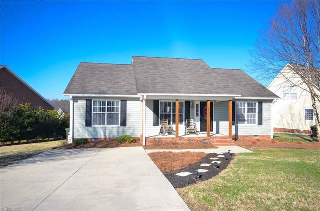 303 Sterling Ridge Drive, Archdale, NC 27263 (MLS #962838) :: HergGroup Carolinas | Keller Williams
