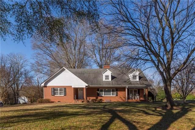 501 Salisbury Street, Mocksville, NC 27028 (#962854) :: Premier Realty NC