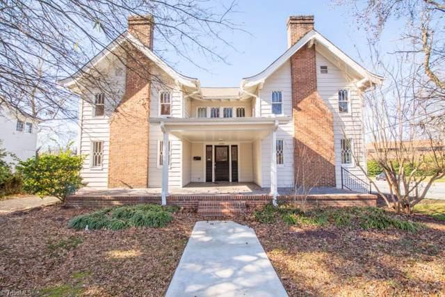 1123 Virginia Street, Greensboro, NC 27401 (MLS #962869) :: Ward & Ward Properties, LLC