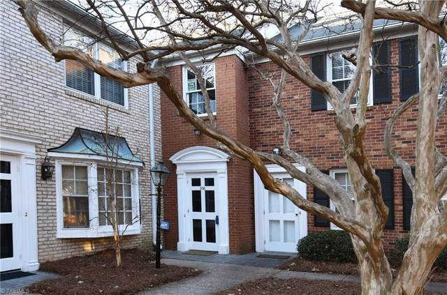306 Hanover Arms Court, Winston Salem, NC 27104 (MLS #962874) :: Berkshire Hathaway HomeServices Carolinas Realty