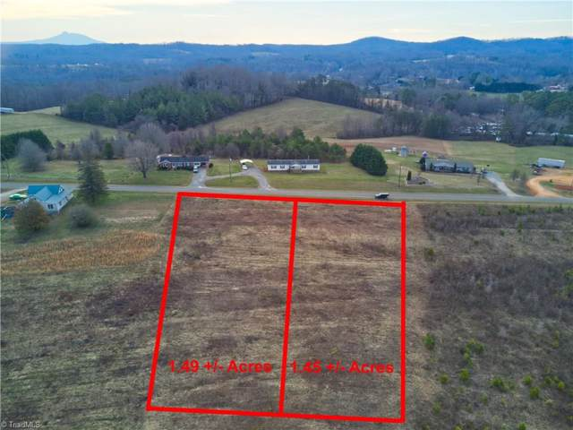 0 High Ridge Road, Mount Airy, NC 27030 (MLS #962881) :: RE/MAX Impact Realty